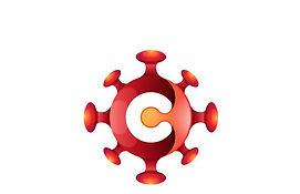 logotipo-virus-corona-covid-19-simbolo-l