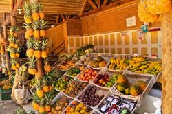 frutas cultivadas Mesa de los Santos