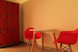 Sala de niños acompañantes