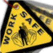 work safe logo