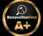 Renovation Find Logo