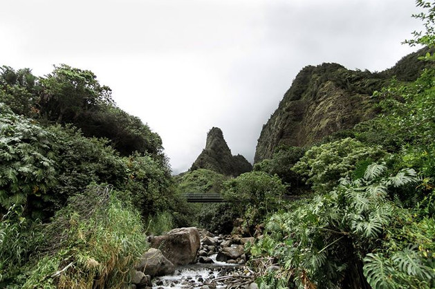 Iao Valley, Maui - this photo doesn't do the actual view justice.jpg