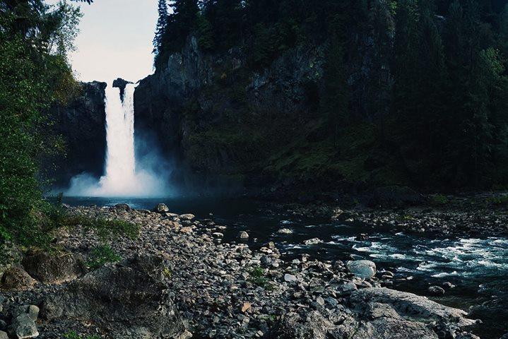 Snoquamie Falls