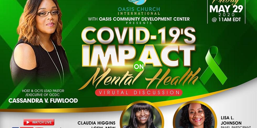 COVID-19's Impact on Mental Health