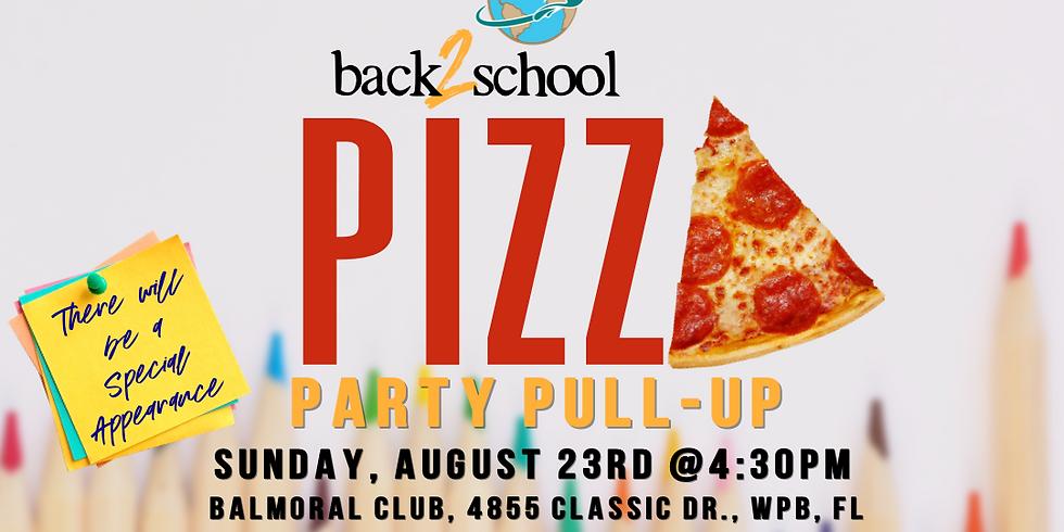 Back2School Pizza & Prayer