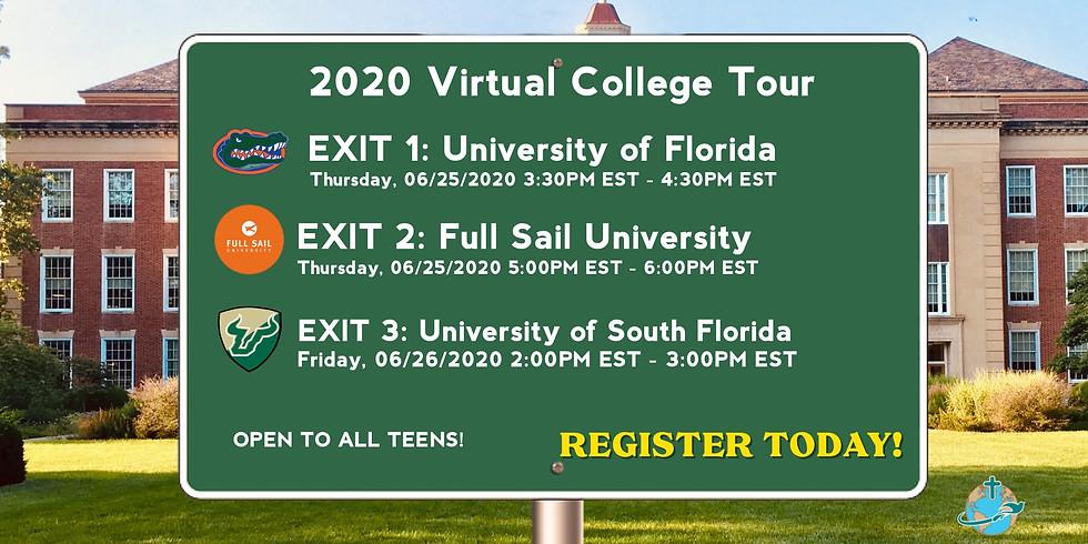 2020 Oasis LIVE Virtual Tour