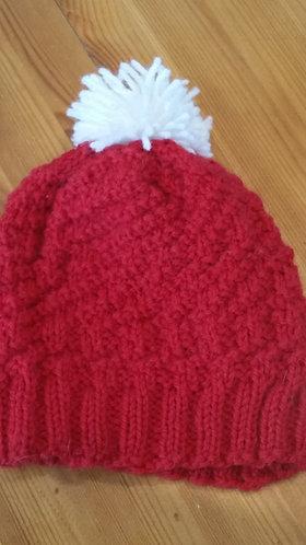 Red Child's Hat