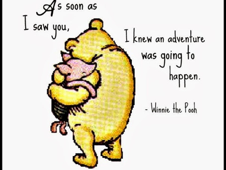 Pooh-Bear's Grand Adventure