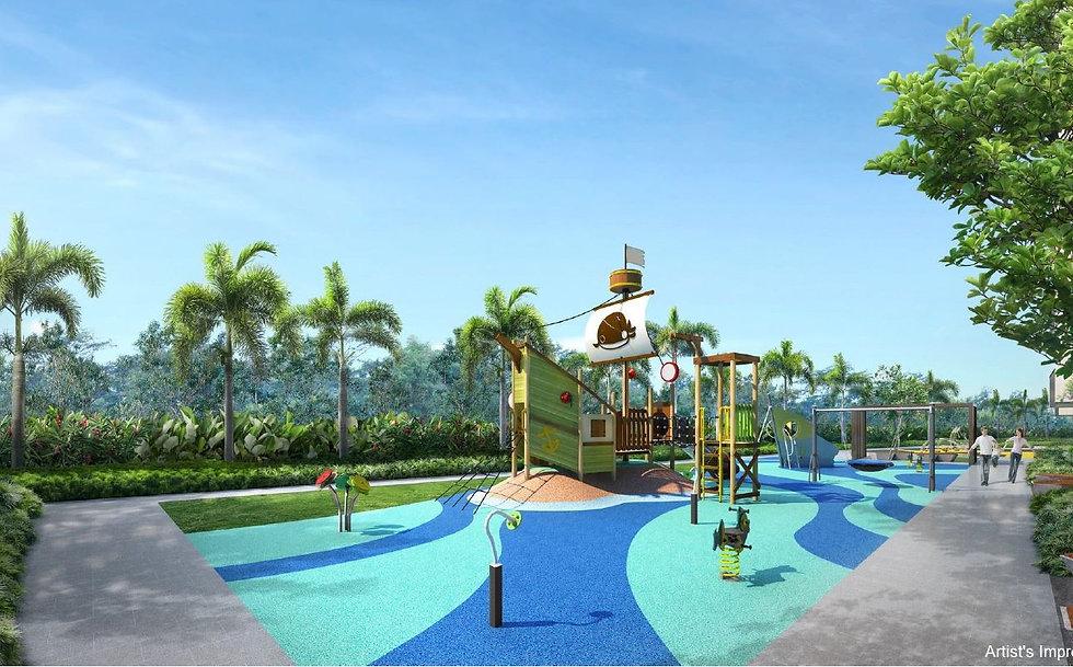Treasure at Tampines Play ground.JPG