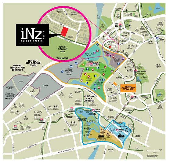 Inz Residences EC Choa Chu Kang