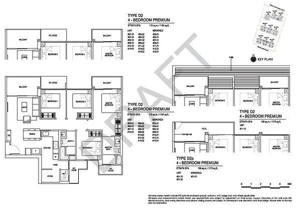 Inz Residences EC design Choa Chu Kang
