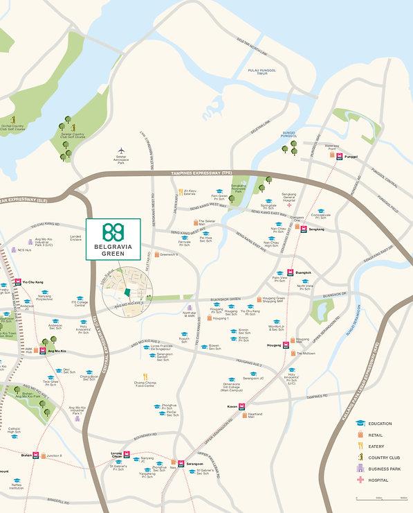Belgravia Green location map.jpg