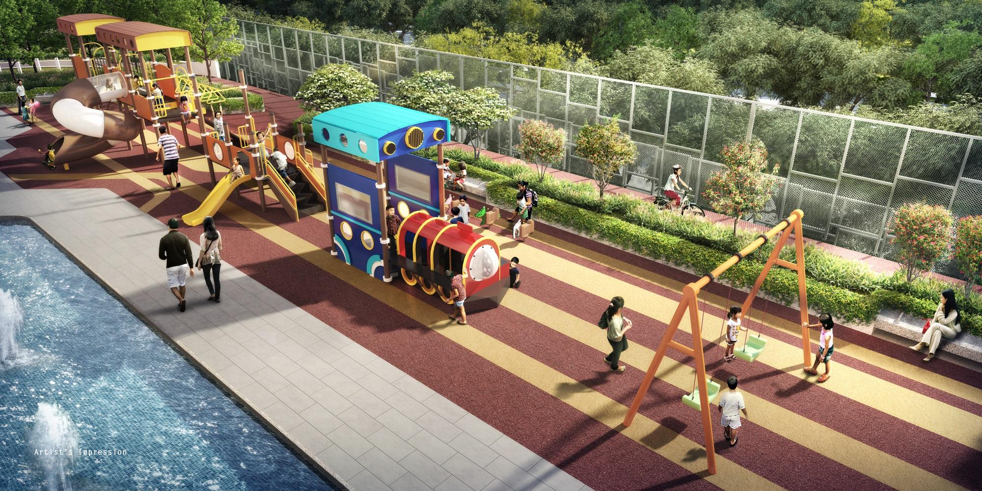 Westwood Kid's Playground
