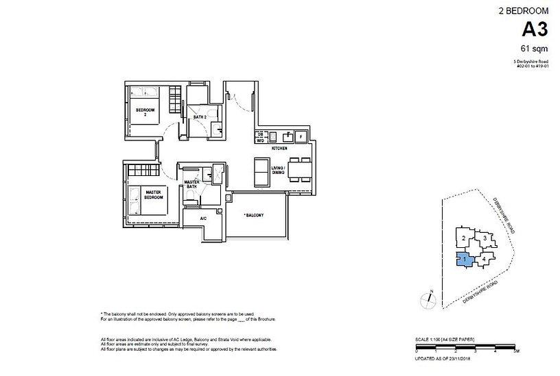 Fyve Derbyshire 2 bedrooms layout.JPG