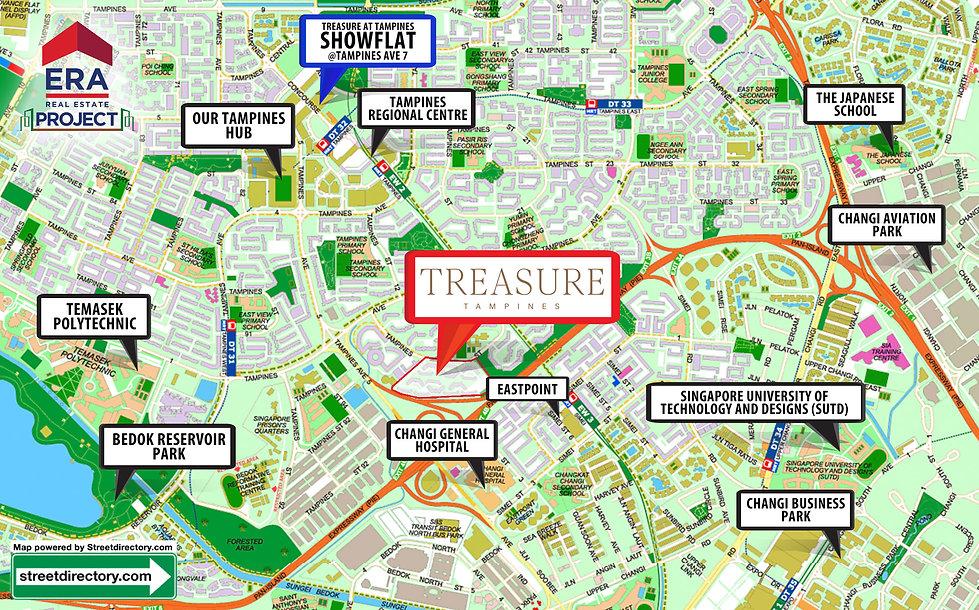 Treasure at Tampines Location map.jpg