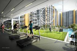 Westwood Indoor Gym
