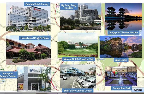 Inz Residences EC Amenities Choa Chu Kang