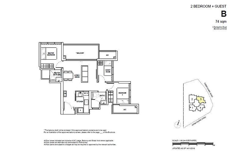 Fyve Derbyshire 2 bedrooms plus guest la