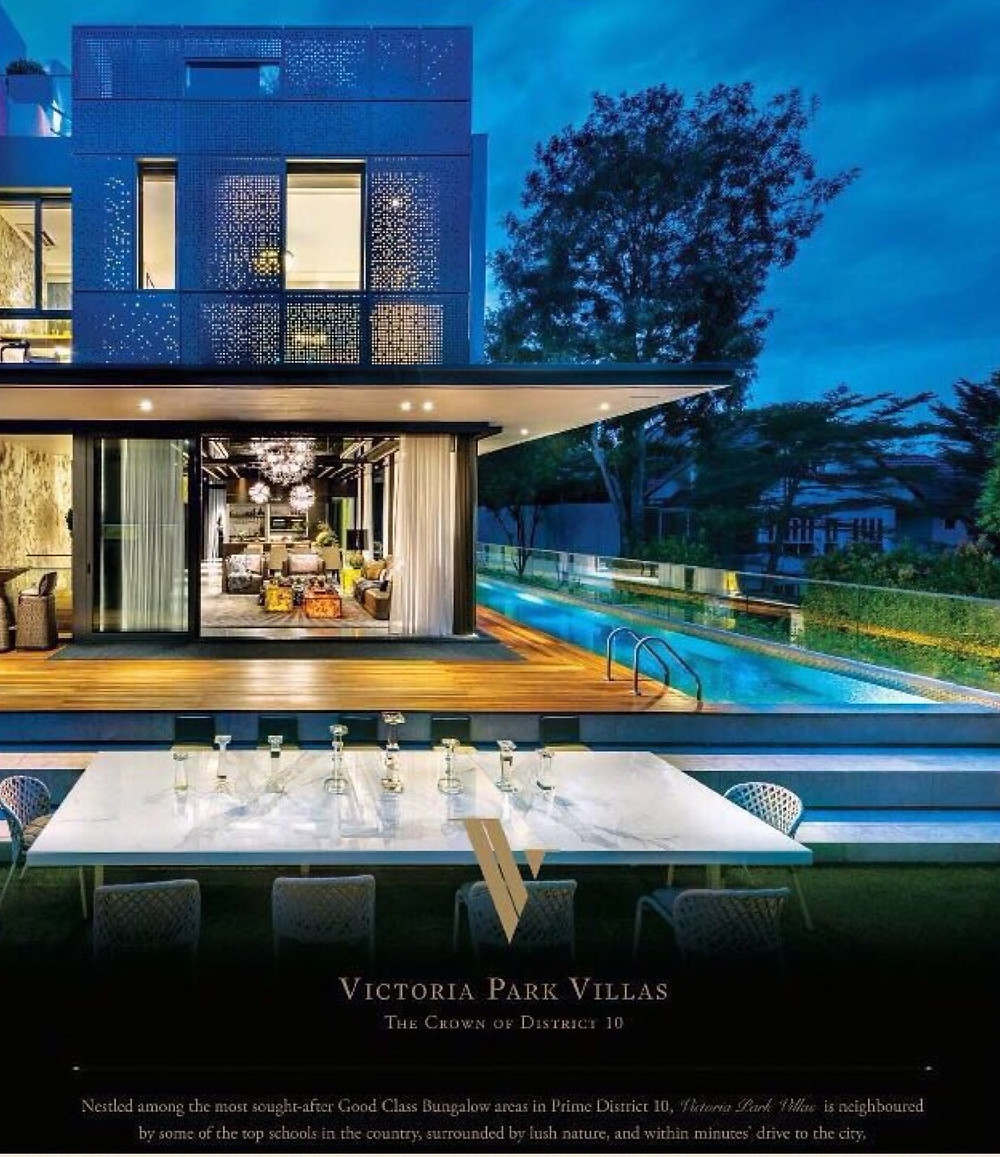 Victoria Park Villas Semi-detached Type B