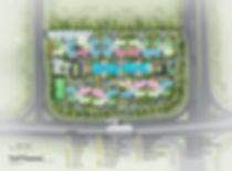 The Vales Siteplan