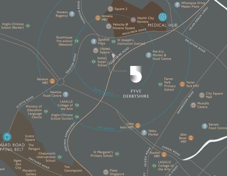 Fyve Derbyshire map location.JPG
