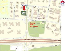 Fulcrum Location Map