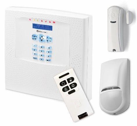 AVS Alarmzentralen Kit RAPTOR RK BASIC DE0
