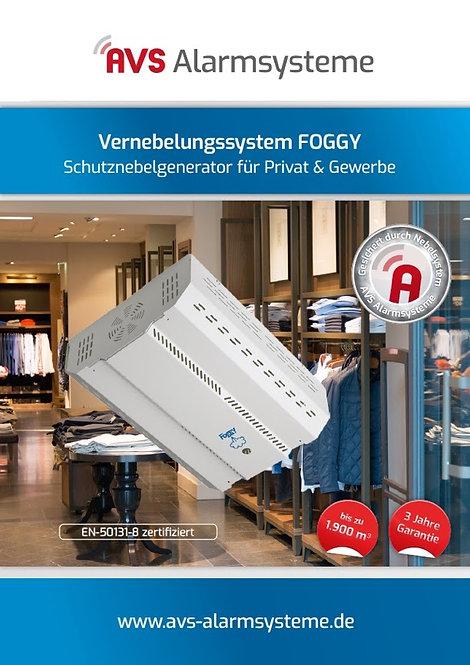 AVS Broschüre FOGGY