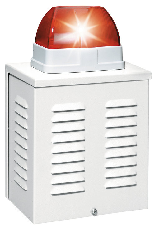 Draht-Kombisignalgeber Optisch/Akustisch