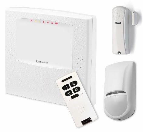 AVS Alarmzentralen Kit RAPTOR R BASIC DE0