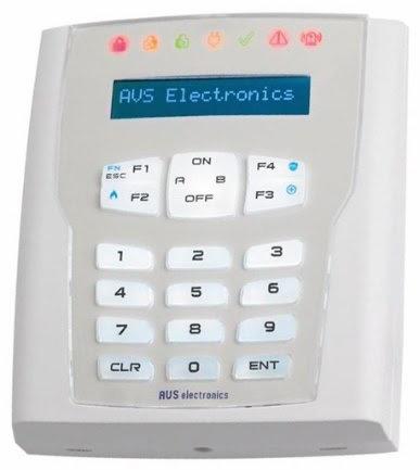 AVS Bedienteil A500 PLUS WS 4 DE0