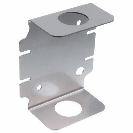 AVS Rohrmontageplatte ST-OUT