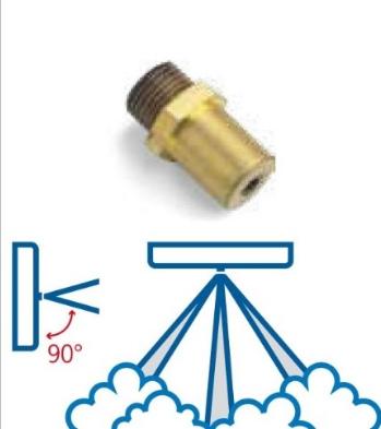 AVS 90°-Düse ER390