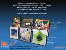 Chenango Public Arts Initiative