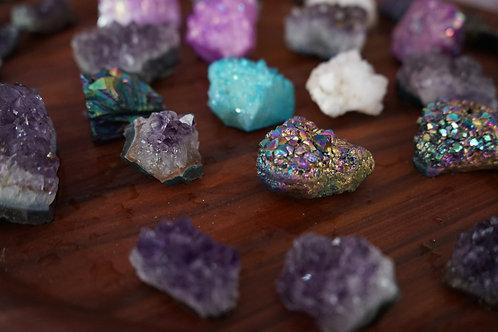 Raw Crystal Bliss