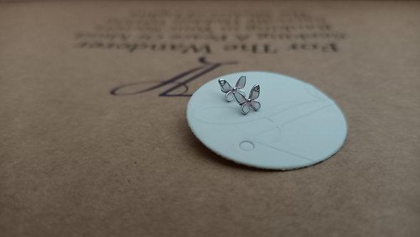 Lovely Butterfly 925s Earring