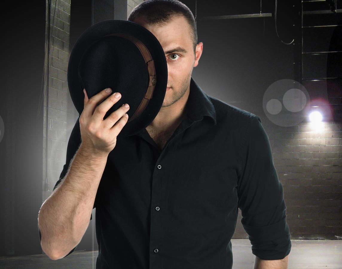 Adam Backstage