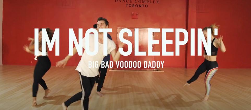 I'm Not Sleepin'