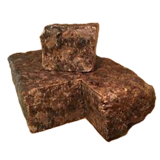 Raw African Black Soap (By the Pound)