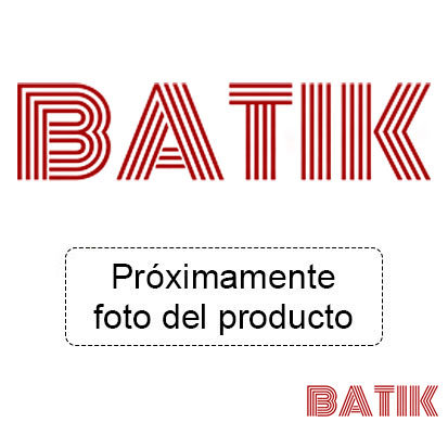 Papel batik A4 base blanca x 10 bordeaux 803