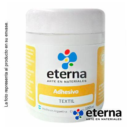 Adhesivo textil Eterna x 100 ml