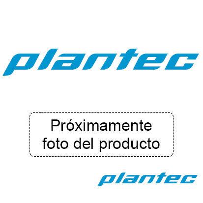Pincel Plantec sintético dorada redondo serie 8200 05