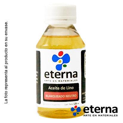 Aceite de lino Eterna x 125 ml