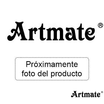 Rodillo de goma espuma Artmate 2,5 cms (mango plástico)