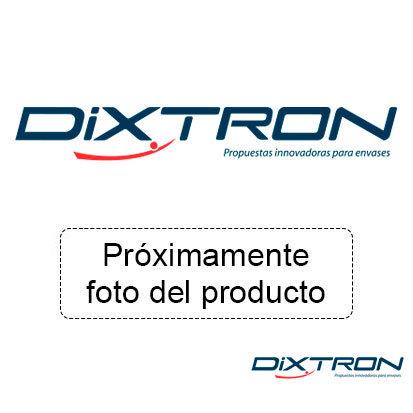 Lámina Dixtron tissue símil tela 1.2 m x 45 cm oro
