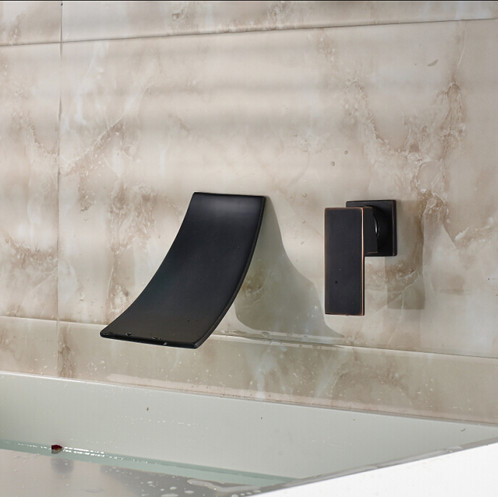 VIMA Wall Mount Waterfall Bathtub Faucet | Canada Faucet Outlet ...