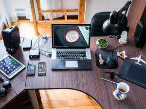 A few tips on working in the new hybrid work model; home vs the office