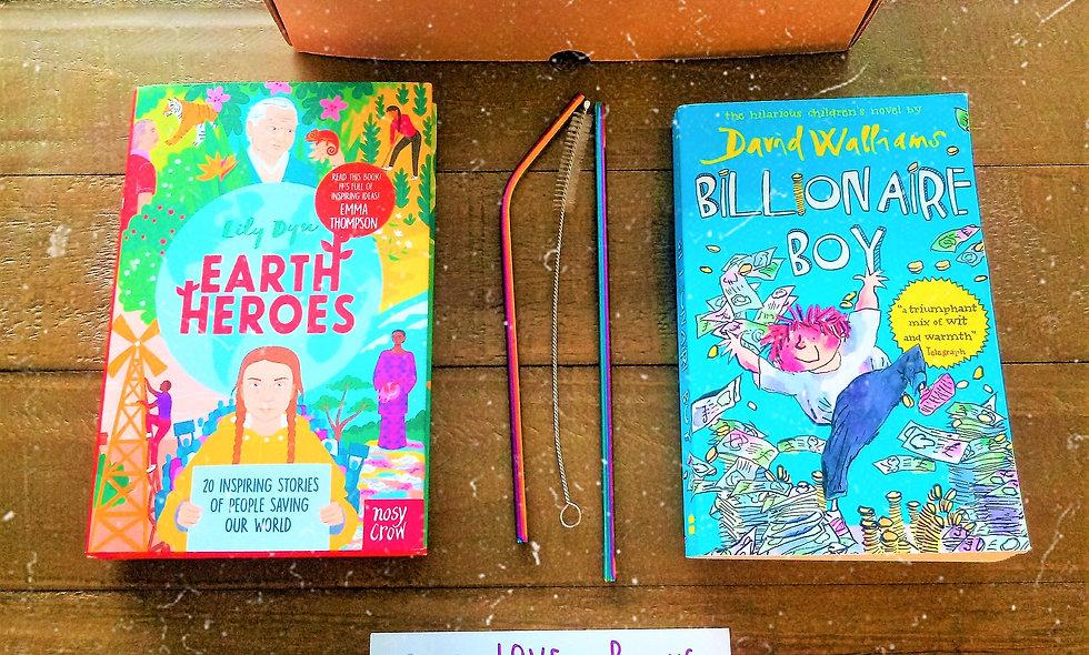 Junior Book Box (7-12 y/o)