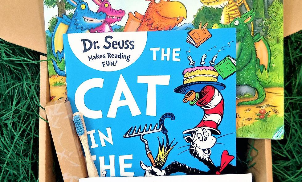 Pre-school Book Box (0-3 y/o)