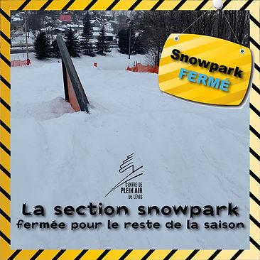 1-Fermeture snowpark 20 mars 2021_Plan d